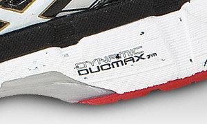 asics dynamic duomax noir